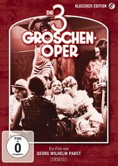 Die 3-Groschen-Oper (Einzel-DVD) Filmplakat