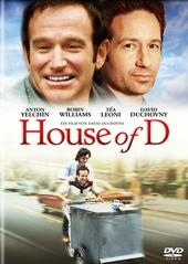 House of D Filmplakat