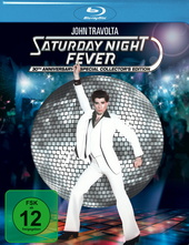 Saturday Night Fever (30th Anniversary Edition, 2 Discs) Filmplakat