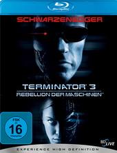 Terminator 3 - Rebellion der Maschinen Filmplakat