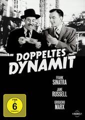 Doppeltes Dynamit Filmplakat