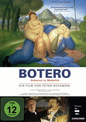 Botero - Geboren in Medellin Filmplakat