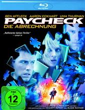 Paycheck - Die Abrechnung Filmplakat