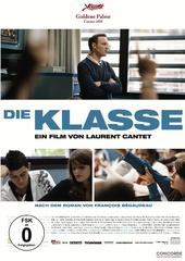 Die Klasse Filmplakat