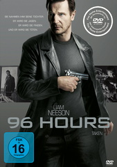 96 Hours - Taken Filmplakat