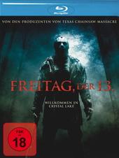 Freitag, der 13. Filmplakat