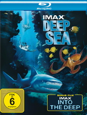 Imax: Deep Sea / Into the Deep Filmplakat