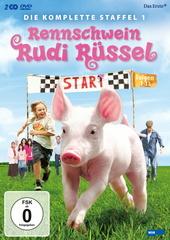 Rennschwein Rudi Rüssel - Die komplette Staffel 1 (2 DVDs) Filmplakat