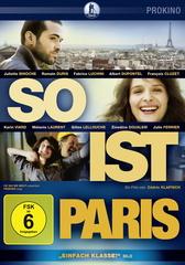 So ist Paris (Einzel-DVD) Filmplakat