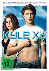 Kyle XY - Die komplette zweite Staffel (4 DVDs) Filmplakat