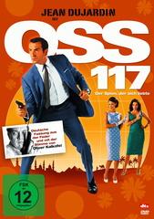 OSS 117 - Der Spion, der sich liebte (Einzel-DVD) Filmplakat