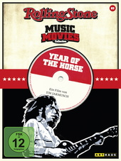 Year of the Horse (Rolling Stone Music Movies Collection) Filmplakat