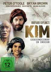 Kim - Geheimdienst in Indien Filmplakat