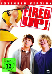 Fired Up! (Extended Version) Filmplakat
