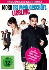 Mord ist mein Geschäft, Liebling (Einzel-DVD) Filmplakat