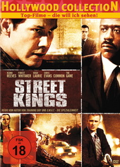 Street Kings (Director's Cut) Filmplakat