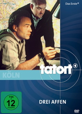Tatort: Drei Affen Filmplakat