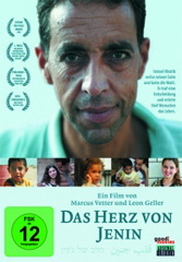 Das Herz von Jenin (OmU) Filmplakat