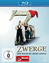 7 Zwerge - Der Wald ist nicht genug Filmplakat
