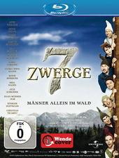 7 Zwerge - Männer allein im Wald Filmplakat