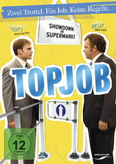 Top Job - Showdown im Supermarkt Filmplakat