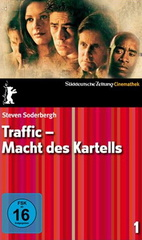 Traffic - Macht des Kartells Filmplakat
