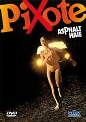 Pixote - Asphalthaie Filmplakat