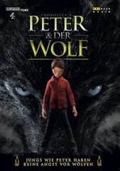Prokofjew, Sergej - Peter und der Wolf Filmplakat