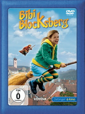 Bibi Blocksberg - Kinofilm (nur für den Buchhandel) Filmplakat