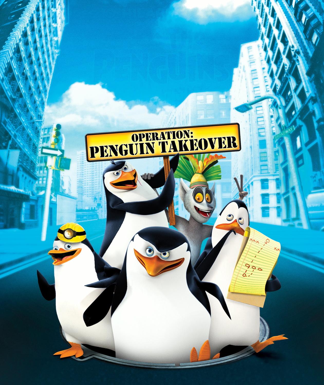 pinguin englisch