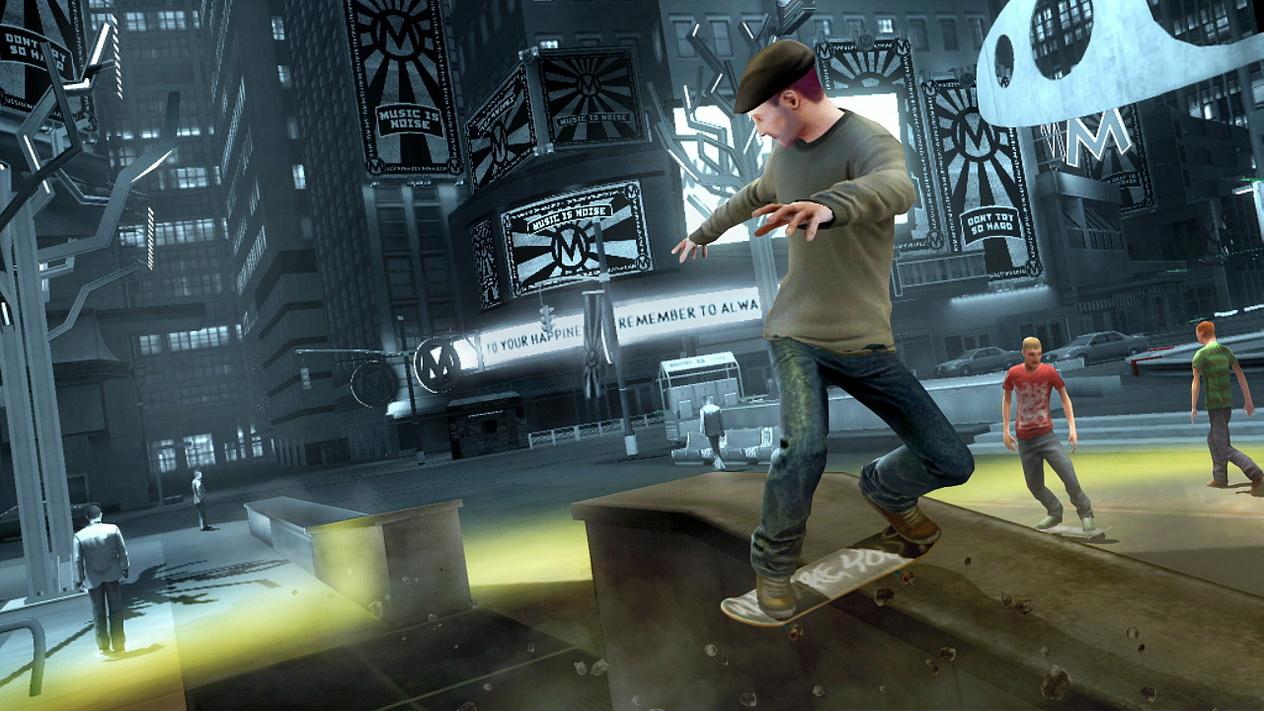 Shaun White Skateboarding (2010/PC) - русская лицензия.