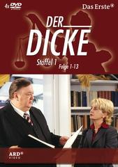 Der Dicke - Staffel 1, Folge 01-13 (4 DVDs) Filmplakat