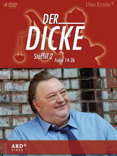 Der Dicke - Staffel 2, Folge 14-26 (4 DVDs) Filmplakat