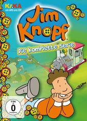 Jim Knopf - Die komplette Serie (5 DVDs) Filmplakat