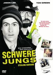 Schwere Jungs - Stealing Harvard Filmplakat