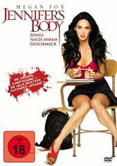 Jennifer's Body - Jungs nach ihrem Geschmack (Original Kinofassung + Extended Version) Filmplakat