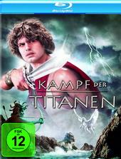 Kampf der Titanen Filmplakat