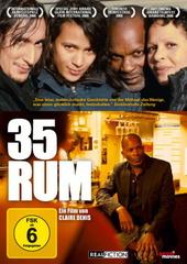 35 Rum (OmU) Filmplakat