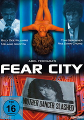 Fear City Filmplakat