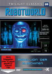 Robotworld Filmplakat