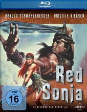 Red Sonja Filmplakat