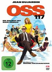 OSS 117 - Er selbst ist sich genug Filmplakat