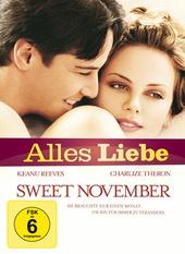 Sweet November Filmplakat