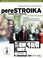 pereSTROIKA - umBAU einer Wohnung (+ Audio-CD, OmU) Filmplakat