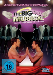 The Big Gay Musical (OmU) Filmplakat