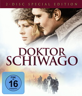 Doktor Schiwago (Special Edition, 2 Discs) Filmplakat