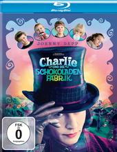 Charlie und die Schokoladenfabrik Filmplakat