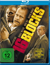 16 Blocks Filmplakat