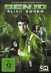 Ben 10: Alien Swarm Filmplakat