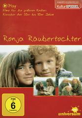 Ronja Räubertochter Filmplakat